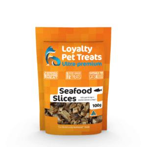 Australian Seafood Slices