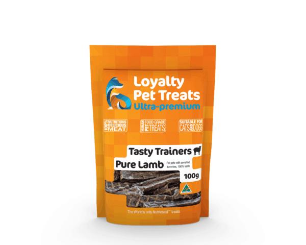 Tasty Trainers Pure Lamb