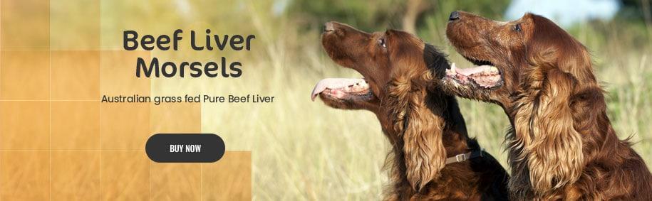 Beef Liver Morsels